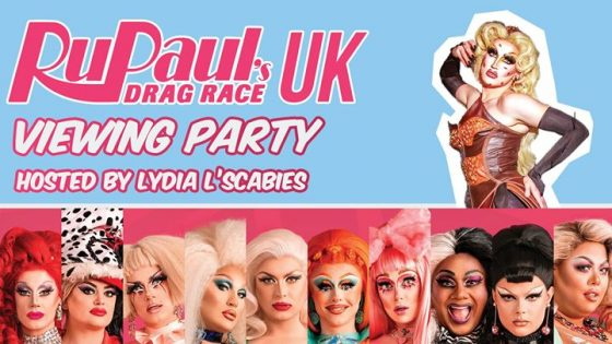 RuPaul's Drag Race UK Viewing Party at Bar Revenge