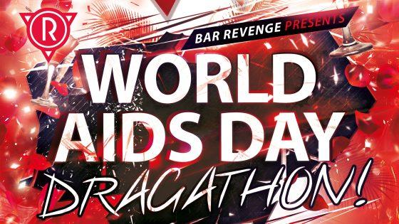 Dragathon World AIDS Day Fundraiser