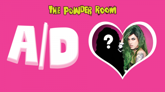 Adore Delano at The Powder Room