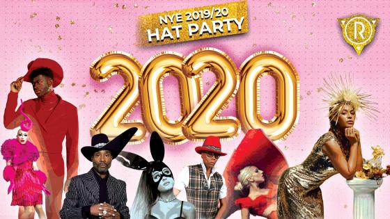 NYE 19-20: Hat Party